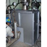 タービンバイパス変換弁用防音カバーの側面配管貫通部の仕舞い