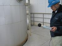 騒音調査、測定
