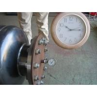 LNG配管用消音器の耐圧試験