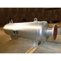 減圧弁用消音器の入口ノズル側