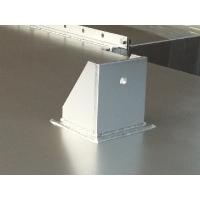 バグフィルタ用ファン排気消音器のブラケット