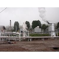 気液二相流フラッシュ蒸気放出サイレンサーが設置された放蒸弁を含む蒸気ライン