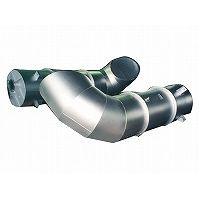 安全弁用及び放蒸用サイレンサー(設計品)