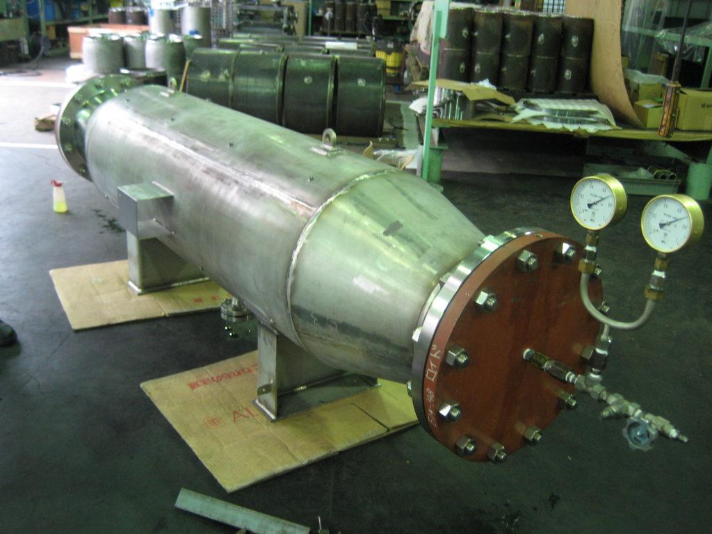 ガス事業法対応サイレンサー